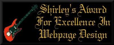 shirleys award